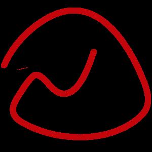 red basecamp logo
