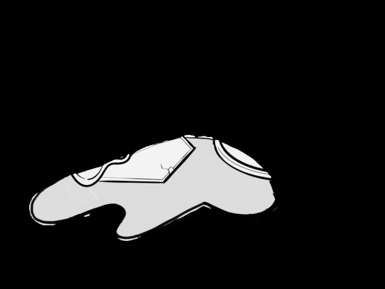 broken beaker icon